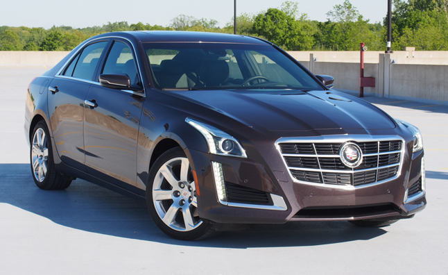 2014 Cadillac CTS Fundamentally Fantastic
