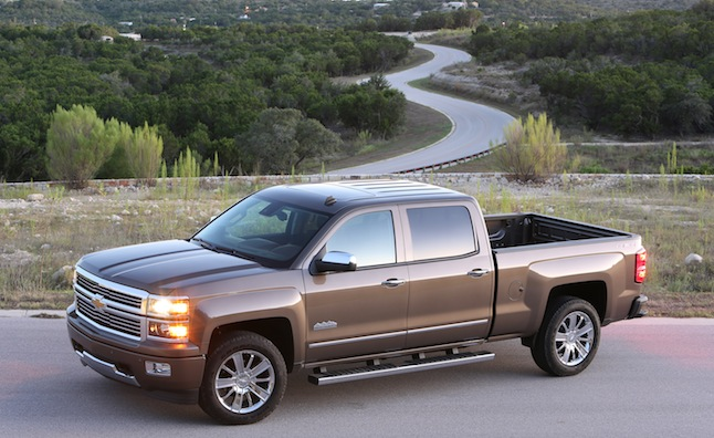 GM Half-Ton Trucks Get Eight-Speed Auto with 6.2L V8