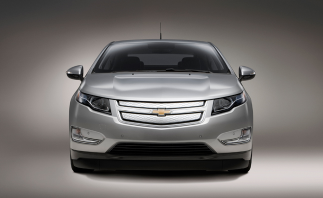 2015 Chevrolet Volt Gets Minor Changes