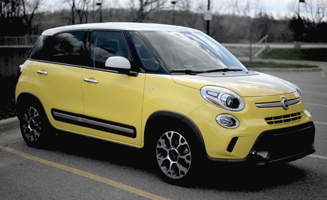Fiat 500L Recalled Over Airbag Issue