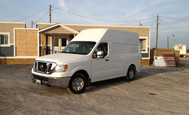 5 Things I Learned Moving With the Nissan NV