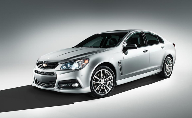 2015 Chevrolet SS Gains Manual Transmission, Magnetic Ride Control