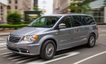 Chrysler Developing Seven-Seat CUV on Minivan Platform