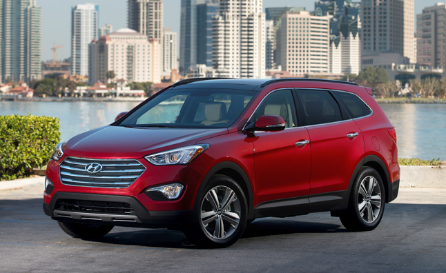 Next-Gen Hyundai Santa Fe to Seat Eight