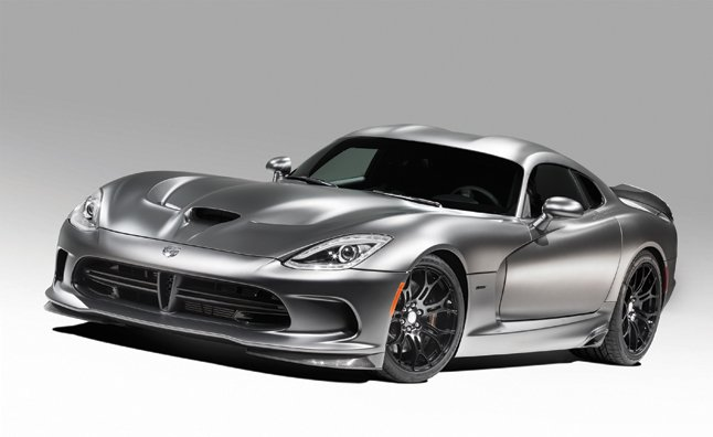 SRT Viper Production Resumes After Two-Month Suspension