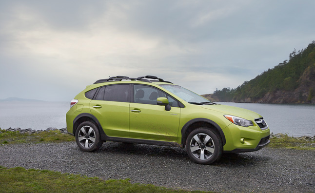 Subaru Plots More Hybrids, Electric Car in Future