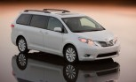 2015 Toyota Sienna Debuting July 17