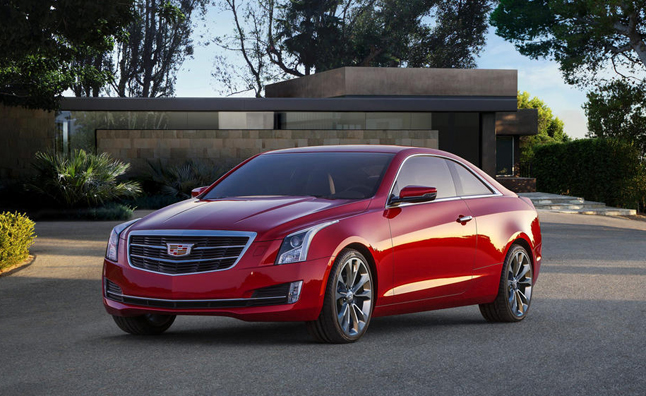 2015 Cadillac ATS 2.0T Upgraded to 295 LB-FT