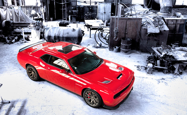 Hellcat Challenger Might be Limited to 1,200 Units