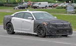 Dodge's 700-HP Charger SRT Hellcat Super Sedan Spied