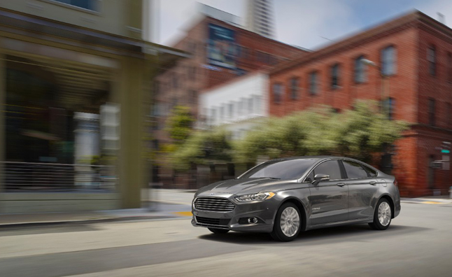 2015 Ford Fusion Gets Slight Price Increase