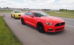 2015 Ford Mustang Ride Along