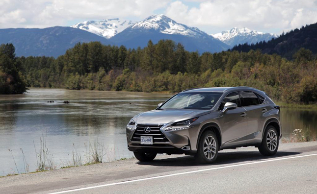 Lexus NX 300h Claims Most Fuel Efficient Crossover Title