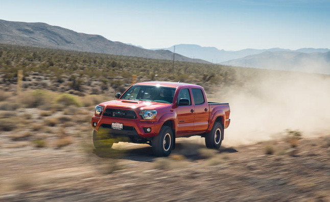 2015 Toyota TRD Pro Pricing Announced, Starts at $36,410