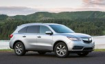 Acura MDX Becomes Best-Selling Three-Row Luxury SUV