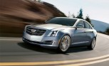 2015 Cadillac ATS Sedan Officially Revealed