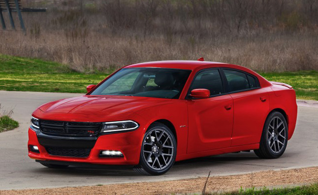SRT Dodge Charger Hellcat may Arrive this Fall