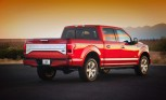 2015 Ford F-150 Ordering Guide Reveals Five Trim Levels