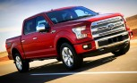 2015 Ford F-150 Priced From $26,615