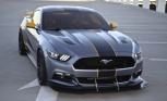 2015 Mustang F-35 Lightning II Revealed