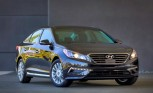 New Hyundai Sonata Hybrid Delayed Until 2016