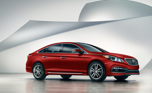 2015 Hyundai Sonata Recalled for Wiring Harness Issue