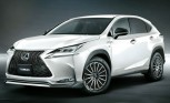 2015 Lexus NX Gets More Aggressive with TRD Accessories
