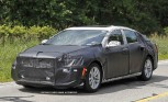 Next-Gen Chevy Malibu Spied with Audi-Inspired Style