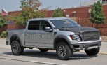 Next-Gen Ford Raptor Mule Spied Testing