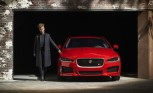 Jaguar XE Revealed in First Official Photograph