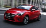 2016 Mazda2 Officially Revealed
