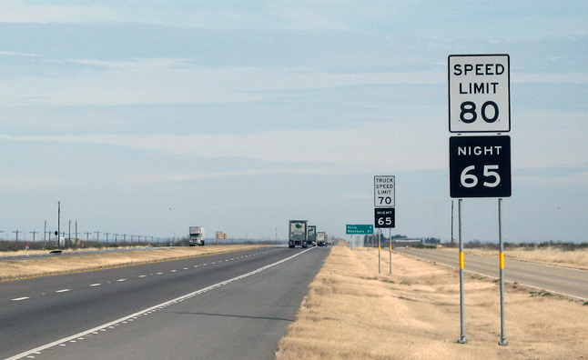 Idaho, Wyoming Officially Add 80 MPH Speed Limit