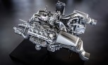 Mercedes AMG GT Engine Revealed in Detail