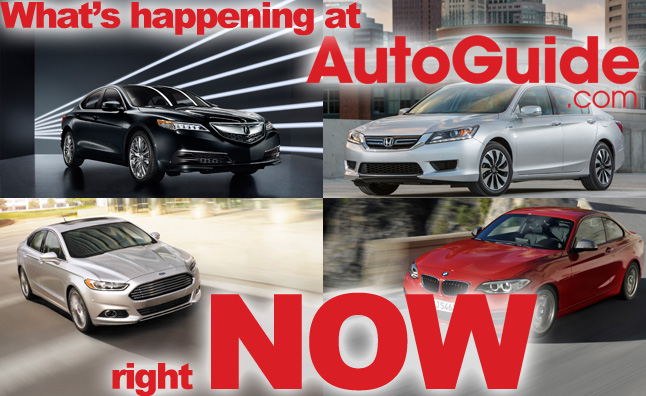 AutoGuide Now for the Week of July 28