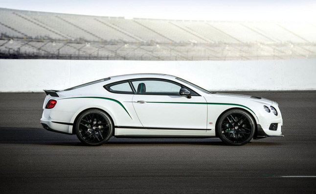 Bentley Continental GT3-R May Get Even Hotter Version