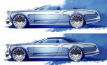 Bentley to Resurrect Azure, Brooklands Based on Mulsanne