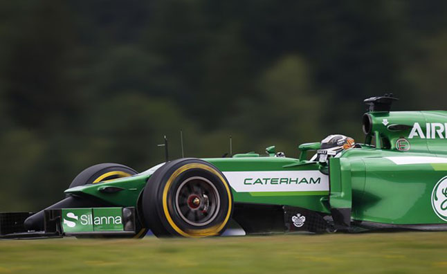 Caterham F1 Team Sold