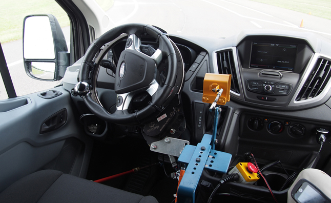 Ford Goes Robotic for Durability Testing
