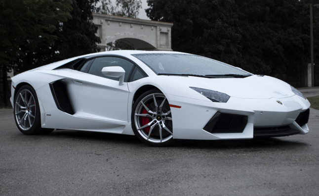 Five-Point Inspection: 2014 Lamborghini Aventador