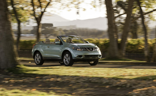 Nissan Cube, Murano CrossCabriolet Axed