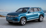 VW Seven-Seat Crossover to be Built in Chattanooga in 2016