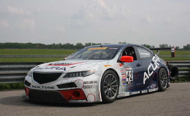 acura-tlx-race-car