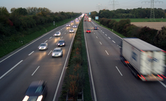 Germany to Charge Foreigners to Drive the Autobahn