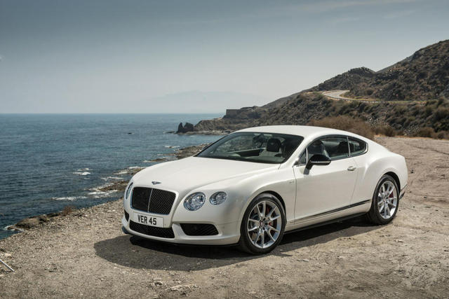 Bentley Still Chewing on Possibility of Smaller Model