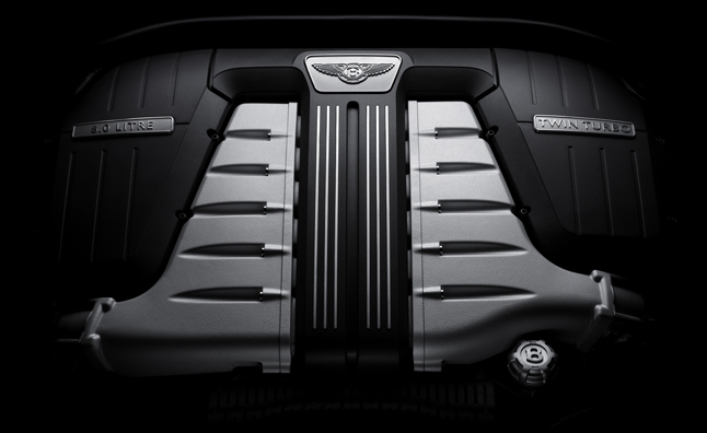 Bentley to Produce W12 Engines for as Long as Possible