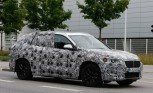 New BMW Family Active Sports Tourer' Spied Testing