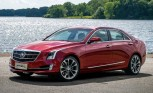 Cadillac ATS-L Long Wheelbase Model Heading to China