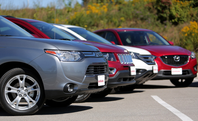SUVs, Crossovers Pass Sedans as Most Popular Body Style