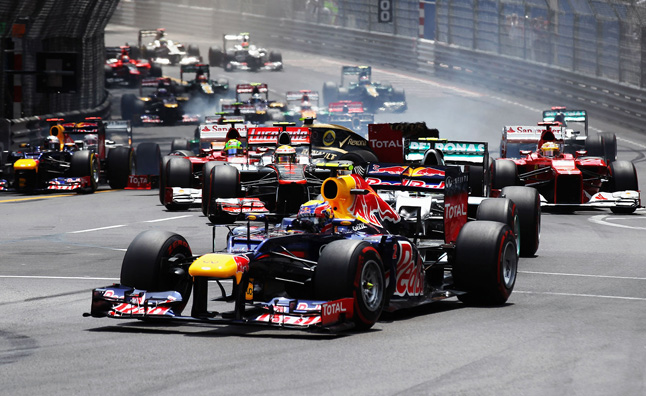 Formula 1 Returns to Mexico Next Year