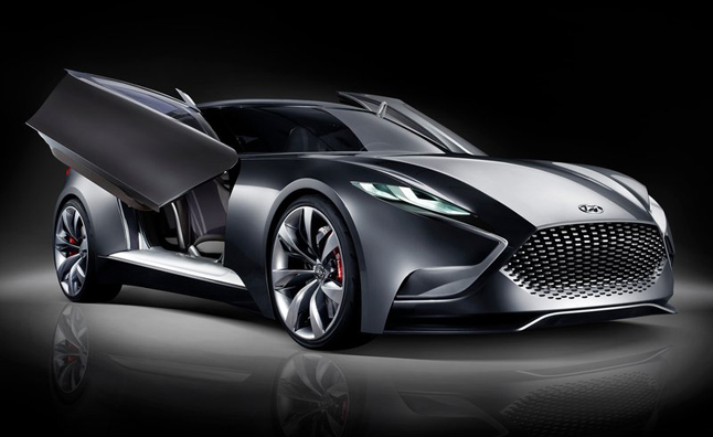 Hyundai Genesis Coupe Rumored With 5.0L V8